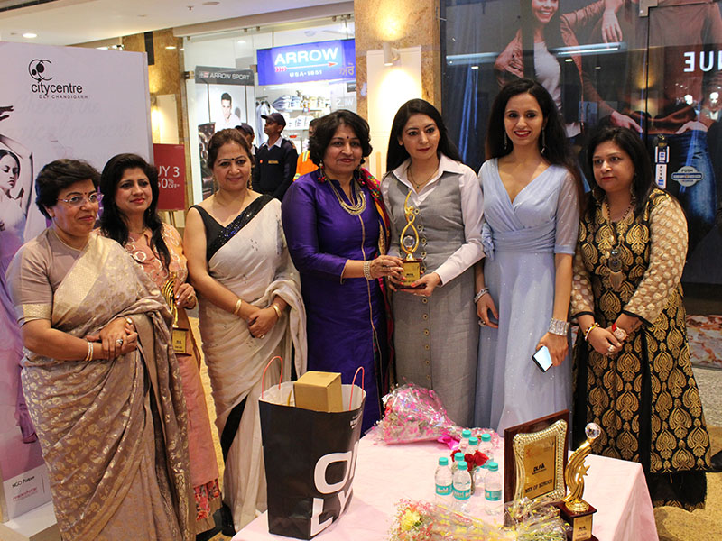 Iron-Lady-Awards-event-at-DLF-City-Centre-Chandigarh-8th-March-2019-Image-1