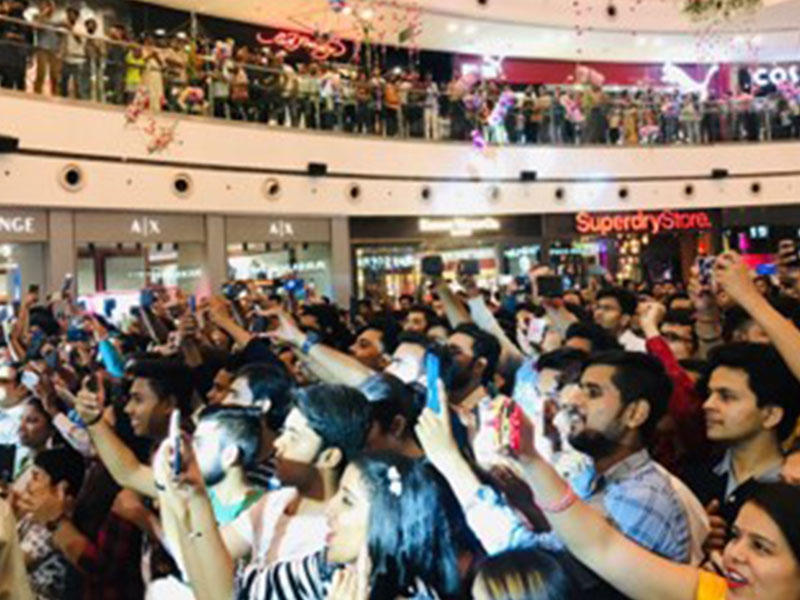 Noida Juke Box-at-DLF-Mall-Of-India-Noida-April-May-June-2019-Image-2