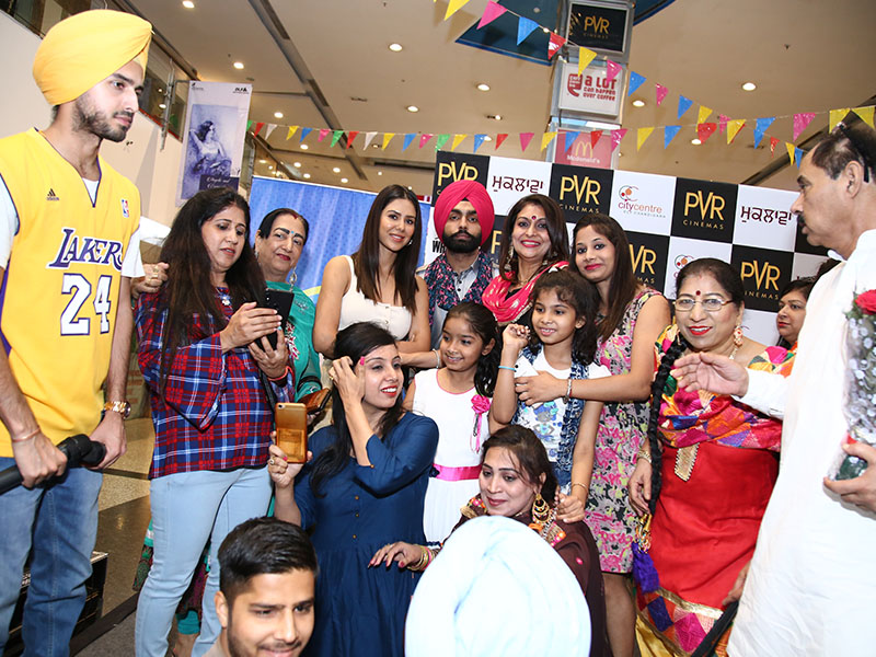 PVR Relaunch with sonam bajwa and amy virk-at-DLF-City-Centre-May-2019-Image-6