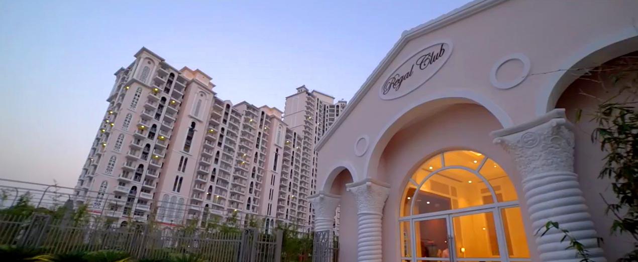 DLF The Regal way of life